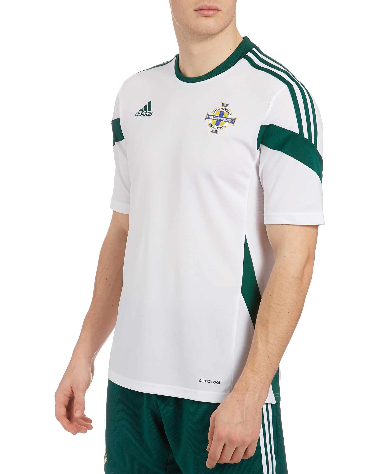 adidas Northern Ireland 2014 Away Shirt