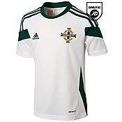 adidas Northern Ireland 2014 Junior Away Shirt