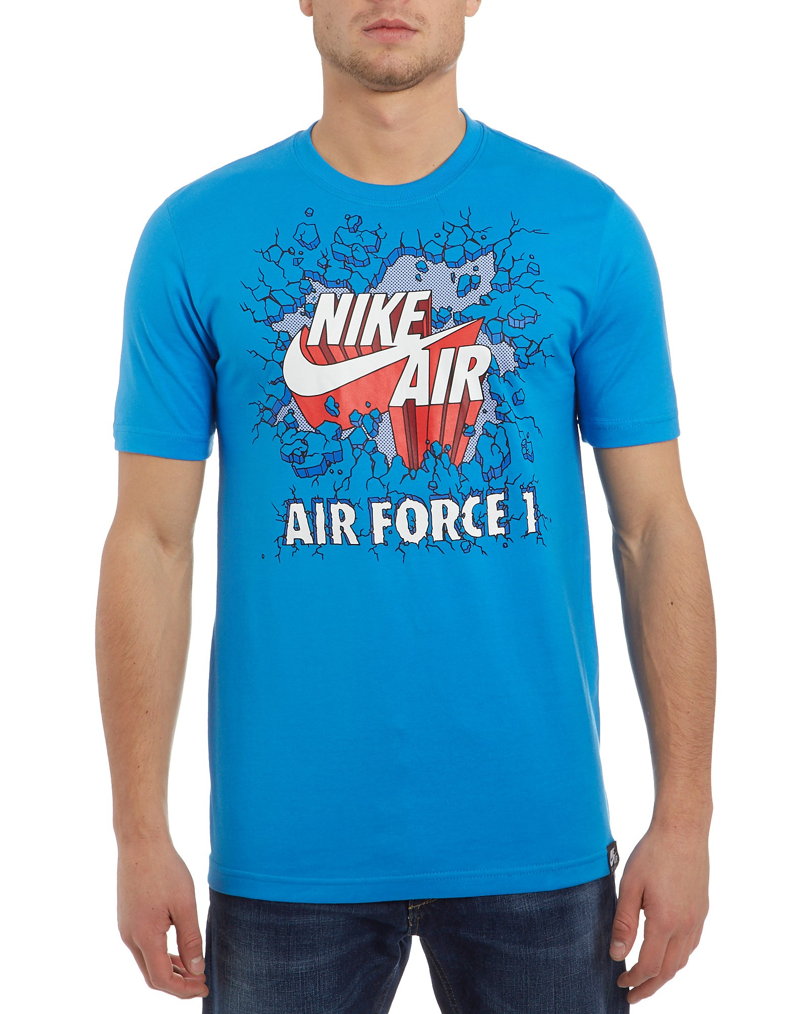 Nike Air Force 1 Hulk T-Shirt product image