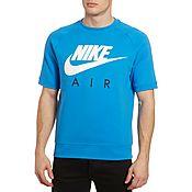 Nike Air Crew Short Sleeve Sweatshirt