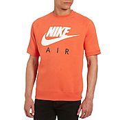 Nike Air Crew Short Sleeve Sweatshirt