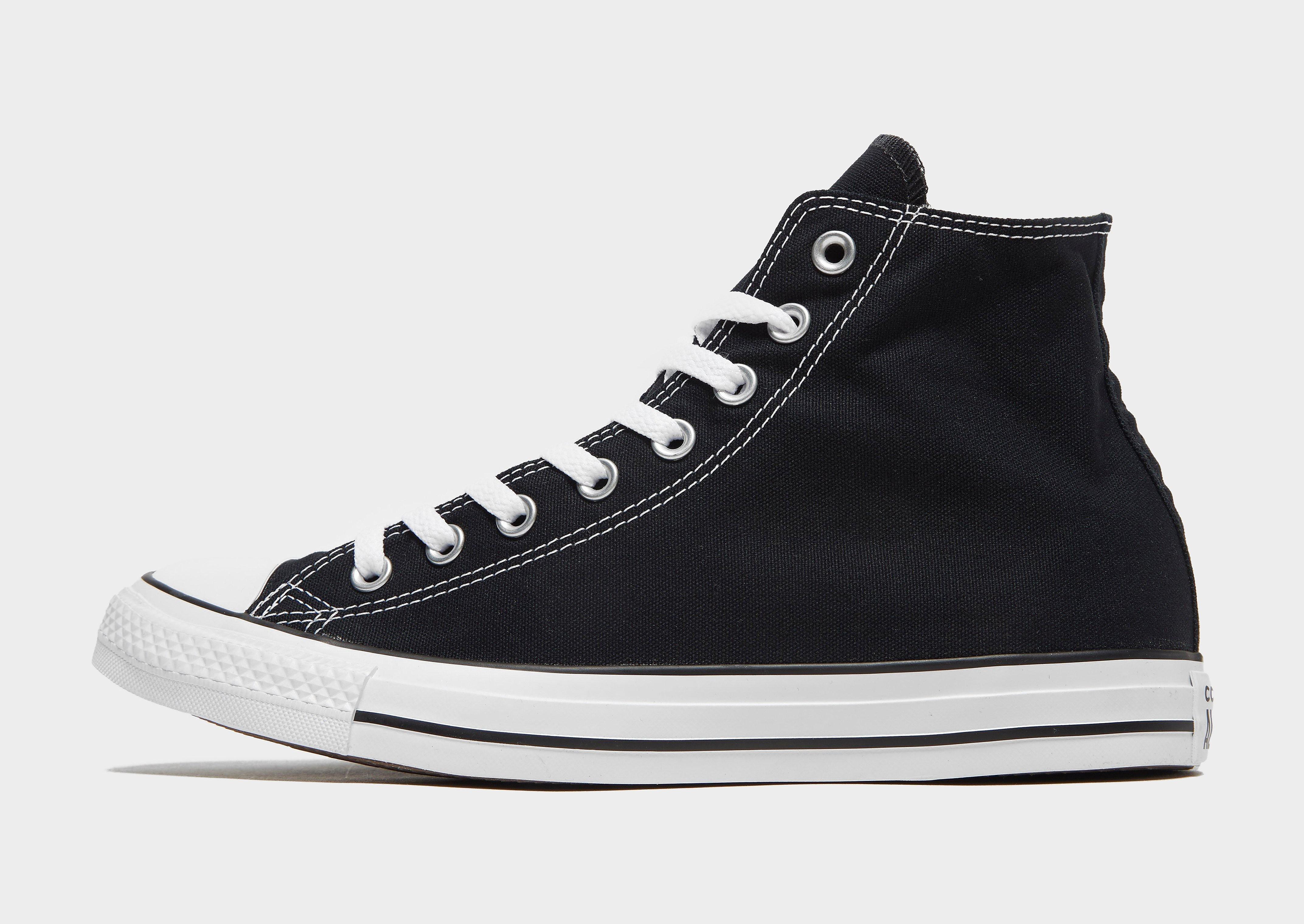 Converse All Star Hi - Black - Mens, Black