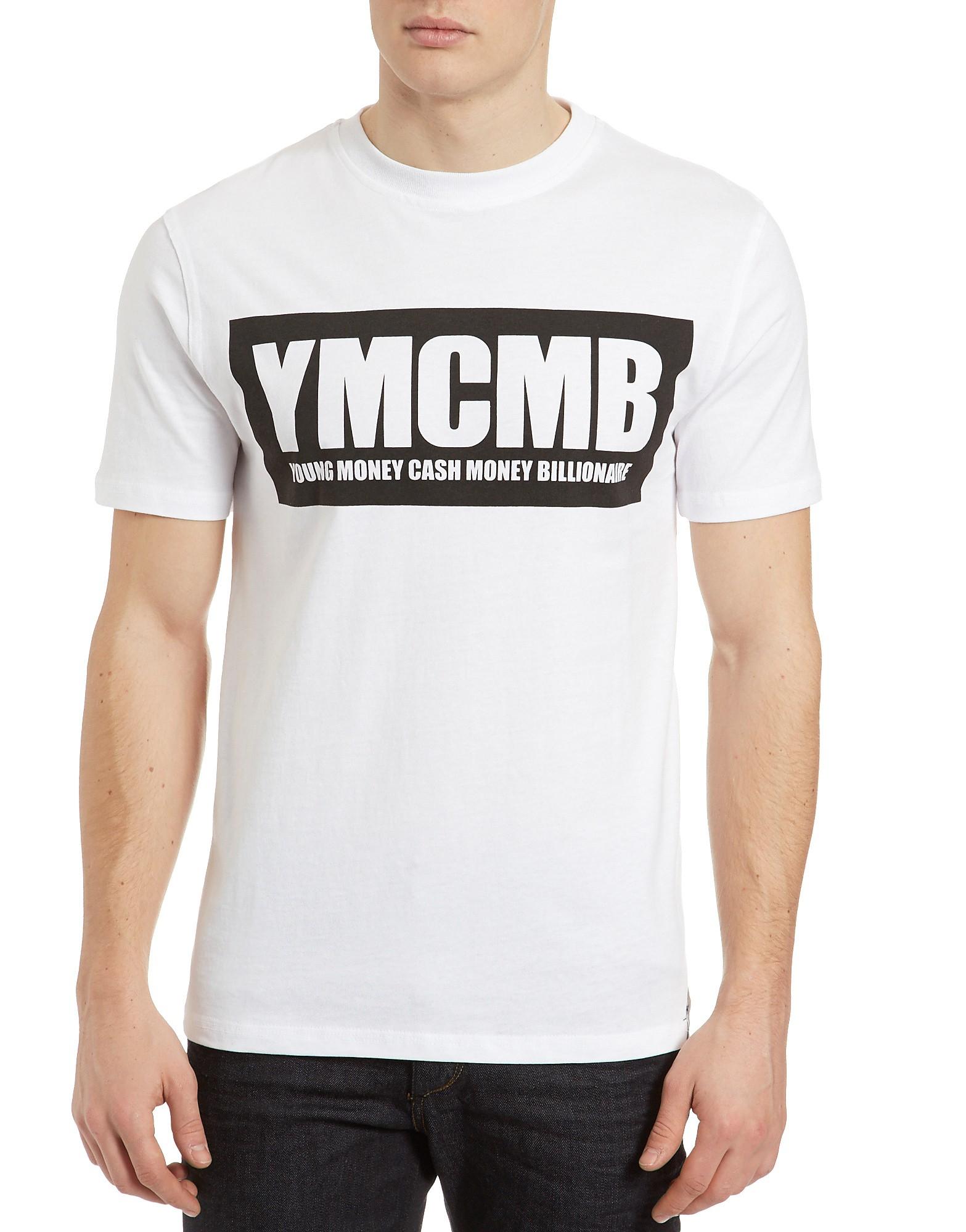 YMCMB Austin Logo T-Shirt product image