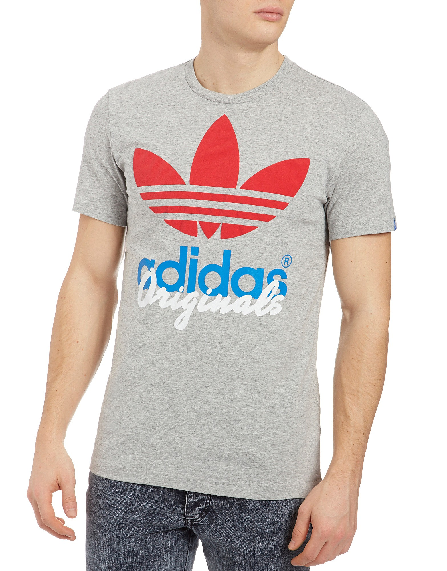 adidas Originals Trefoil Blend 2 T-Shirt product image