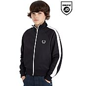 Fred Perry Poly Track Top Junior