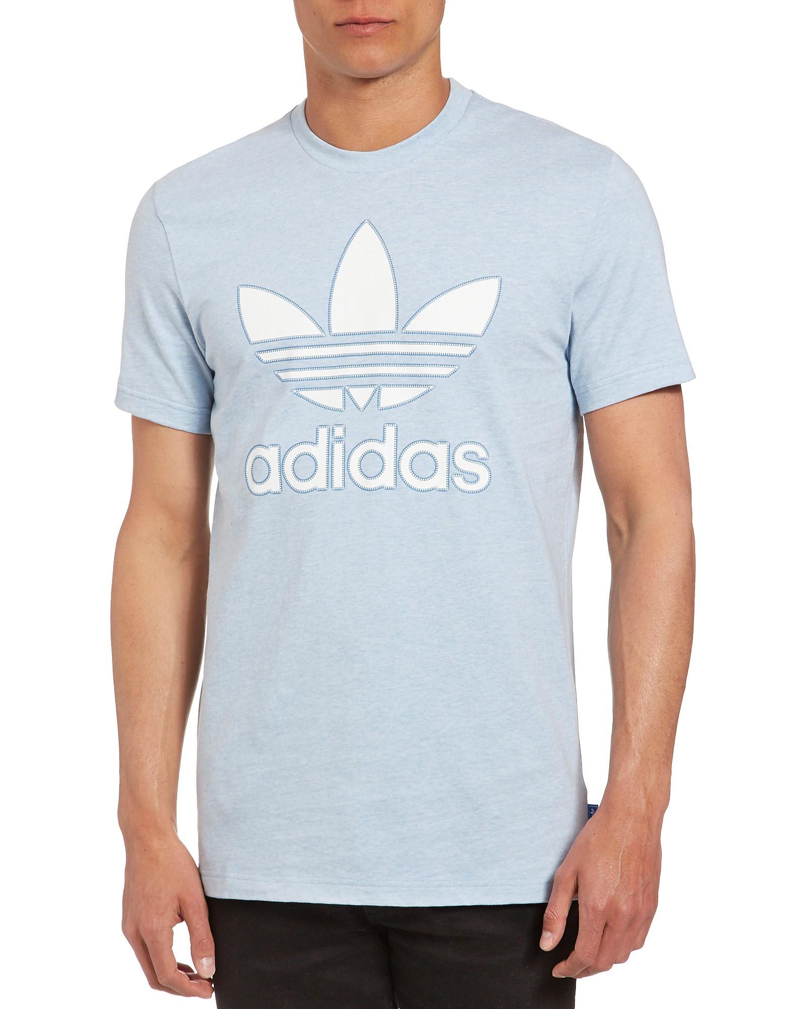 adidas Originals Trefoil Melange T-Shirt product image