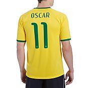 Nike Brazil 2014 Oscar Home Shirt