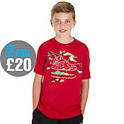 Nike Huarache T-Shirt Junior