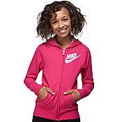 Nike Girls Corp Zip Hoody Junior