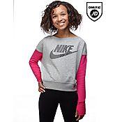 Nike Girls Corp crew Sweatshirt Junior