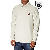 Fred Perry Overhead Shawl Collar Sweatshirt