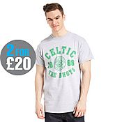 Official Team Celtic Varsity T-Shirt