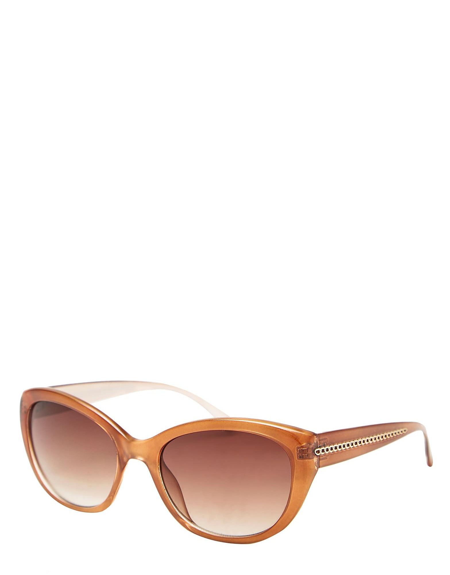 Brookhaven Alex Sunglasses - Only at JD - Mid Brown - Womens, Mid Brown