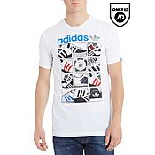 adidas Originals Trefoil Football T-Shirt