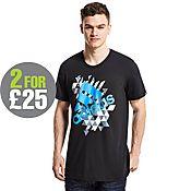adidas Dash Print T-Shirt