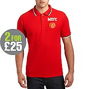 Official Team Manchester United Polo Shirt