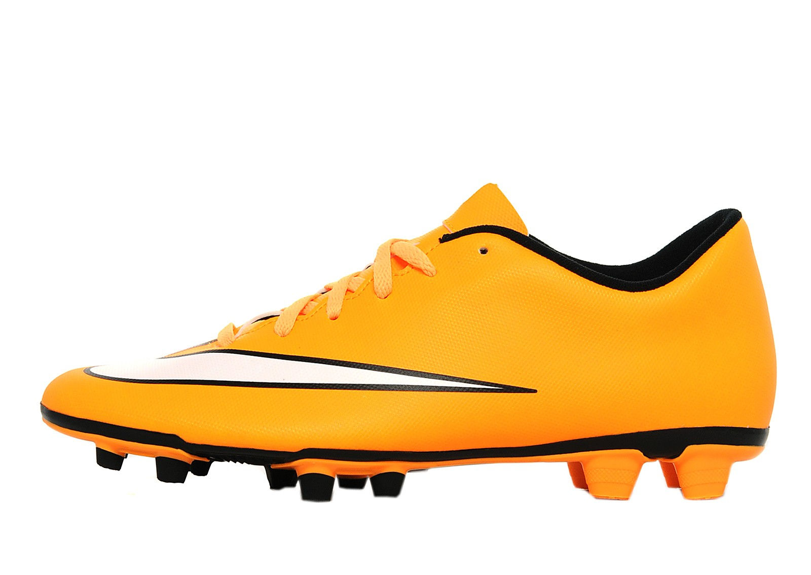 Mens Nike Mercurial Vortex FG Laser Orange/Volt