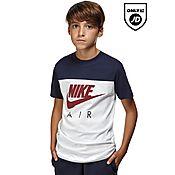 Nike Air Logo T- Shirt Junior