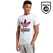 adidas Originals Trefoil Core Stack T-Shirt