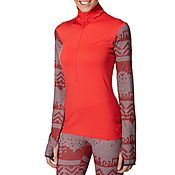 Nike Pro Hyperwarm Fitted Nordic Half Zip Top