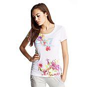 Emporio Armani EA7 Flower T-Shirt