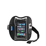 Ultimate Performance Glastonbury Plus Phone/MP3 Arm Band