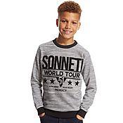 Sonneti Lowdown Crew Sweatshirt Junior