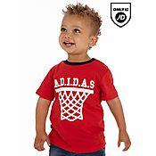 adidas Originals Basketball Street T-Shirt Infant