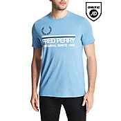 Fred Perry Linear T-Shirt