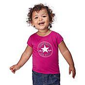 Converse Girls Chuck T-Shirt Infant