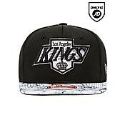 New Era 9FIFTY NHL L.A Kings Diamond Snapback Cap