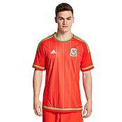 adidas Wales 2015 Home Shirt