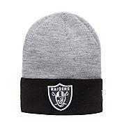 New Era NFL Oakland Raiders Badge Cuff Hat
