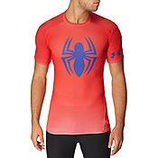 Under Armour Compression Spiderman T-Shirt