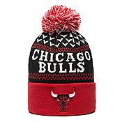 Mitchell & Ness NBA Chicago Bulls Nujacq Bobble Hat