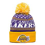 Mitchell & Ness NBA Los Angeles Lakers Nujacq Bobble Hat