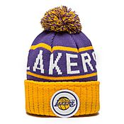 Mitchell & Ness NBA Los Angeles Lakers High5 Bobble Hat