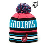 New Era MLB Cleveland Indians The Jake 2 Bobble Hat