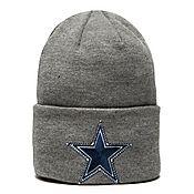 New Era NFL Dallas Cowboys Wide Grey Hat