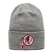 New Era NFL Washington Redskins Wide Grey Hat