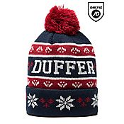 Duffer of St George Flake Bobble Hat
