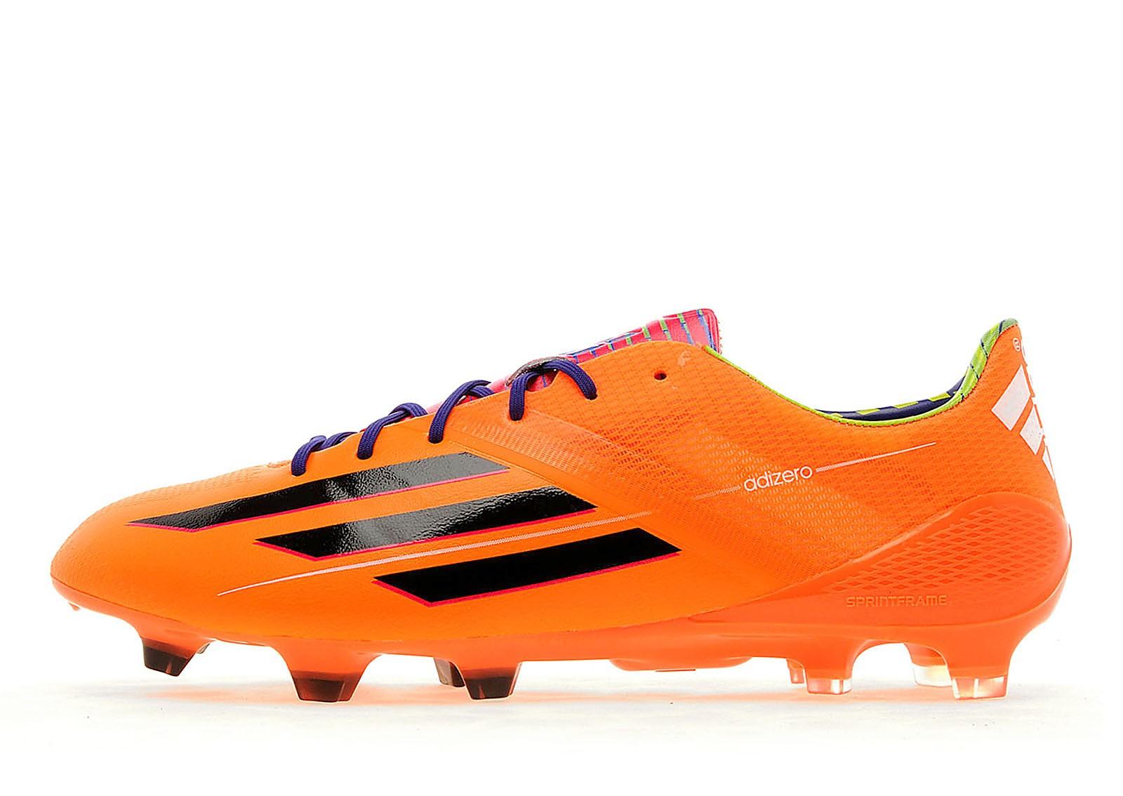 adidas adiZero F50 TRX Firm Ground Boots