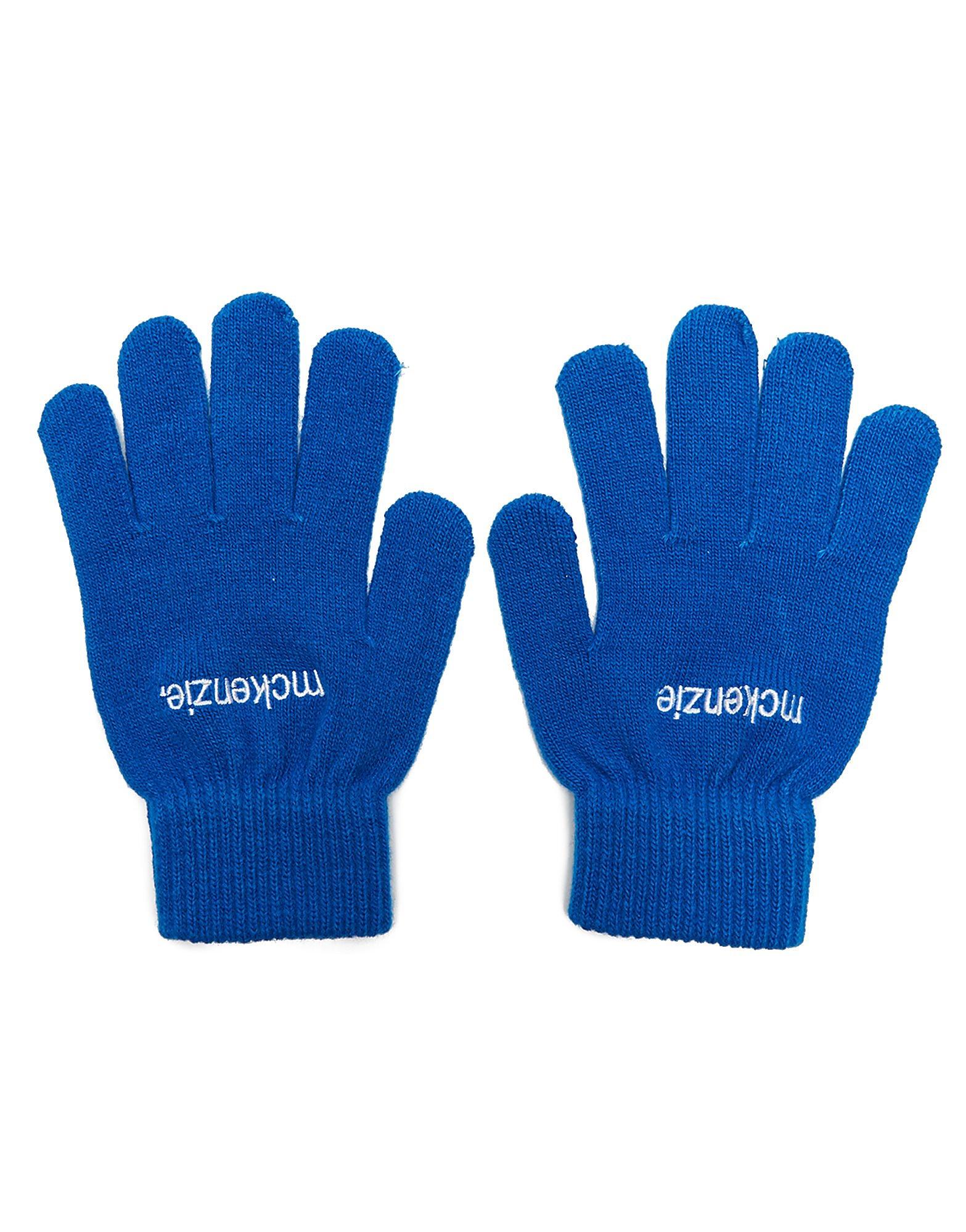 Leather gloves mens jd - Image Of Mens Mckenzie Alonzo Gloves Only At Jd Vibrant Blue Vibrant Blue