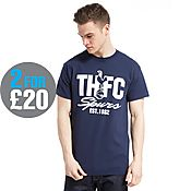 Official Team Totenham Hotspurs T-Shirt