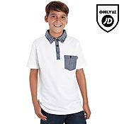 Sonneti Clarke Denim Polo Shirt Junior