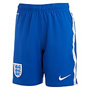 Nike England 2014 Junior Home Alternate Short