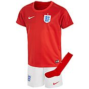 Nike England 2014 Childrens Away Kit