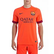 Nike Barcelona 2014 Away Shirt