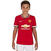 Nike Manchester United 2014 Junior Home Shirt