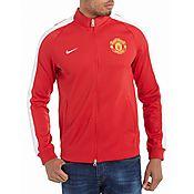 Nike Manchester United N98 Training Jacket